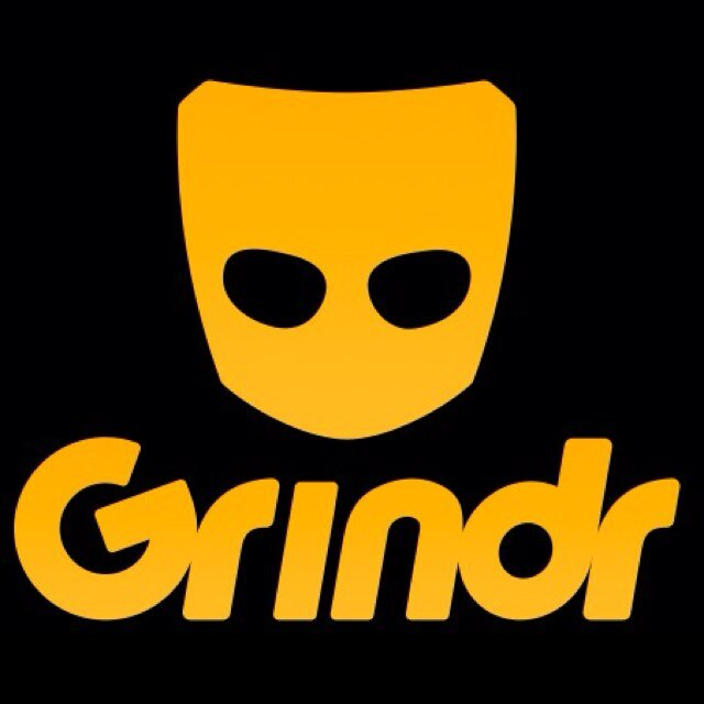Image result for grindr logo